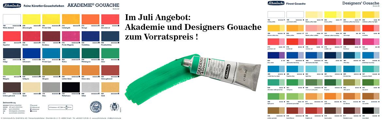 Schmincke Akademie und Designers Gouache im Angebot