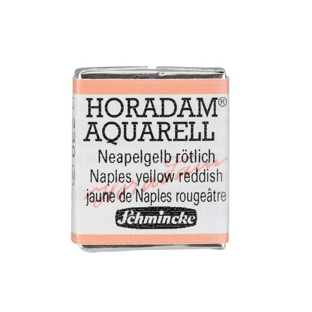 Schmincke HORADAM Aquarell Magenta Aquarell  14 352 044 1//2 Naepfchen